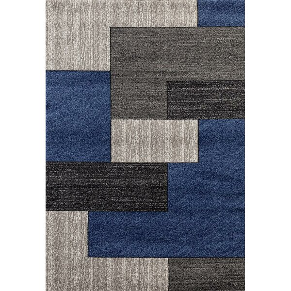 One-of-a-Kind Valladares Hand Woven Polypropylene Indoor Area Rug by Latitude Run
