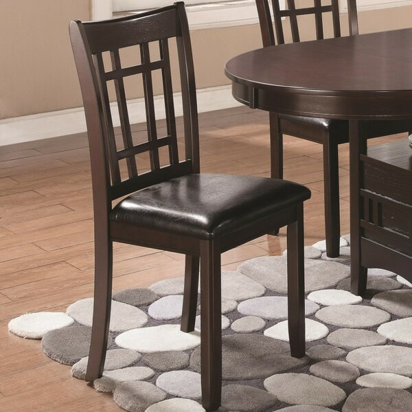 Isakson Armless Dining Chair (Set of 2) by Winston Porter