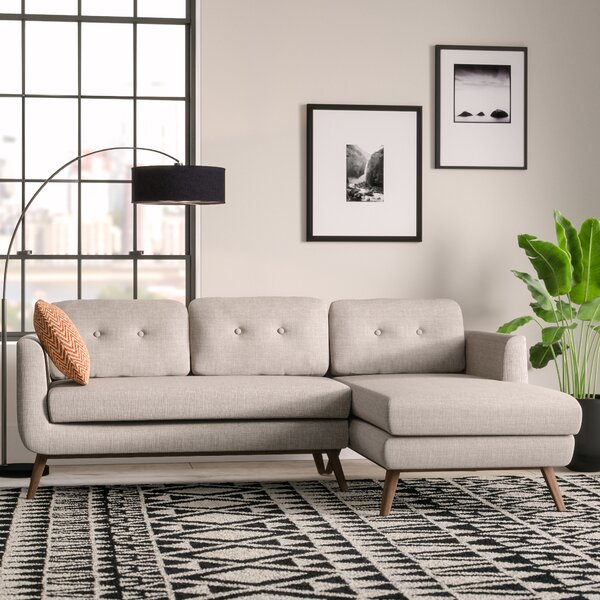Chip Sectional by Modern Rustic Interiors