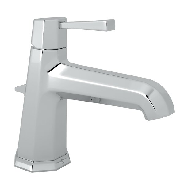 Deco Single Hole Bathroom Faucet with Drain Assembly by Perrin & Rowe Perrin & Rowe