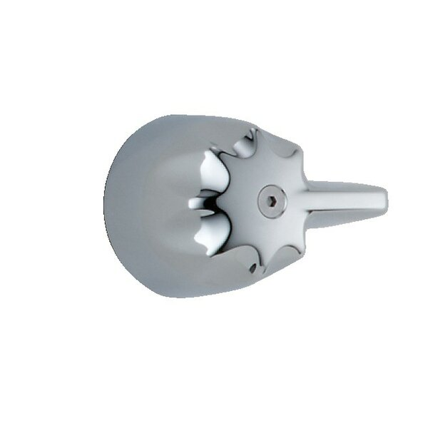 Miscellaneous Commercial Metal Handle Faucet by Delta