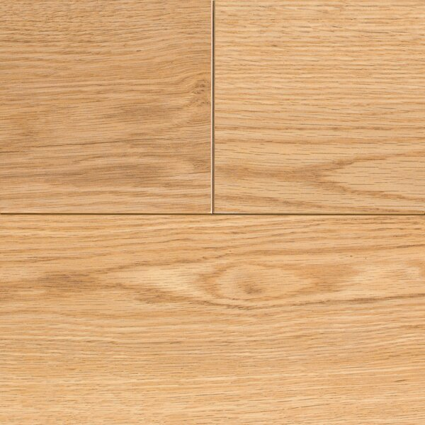 Revolutions 5'' x 51'' x 8mm Oak Laminate Flooring in Natural by Mannington