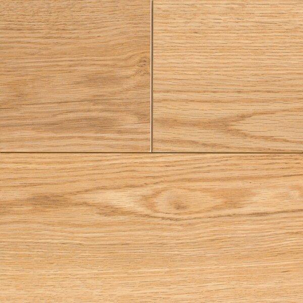 Revolutions 5'' x 51'' x 8mm Oak Laminate Flooring in Natural by Mannington
