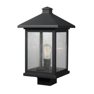 Price comparison Leroy Modern 1-Light Glass Shade Lantern Head By 17 Stories