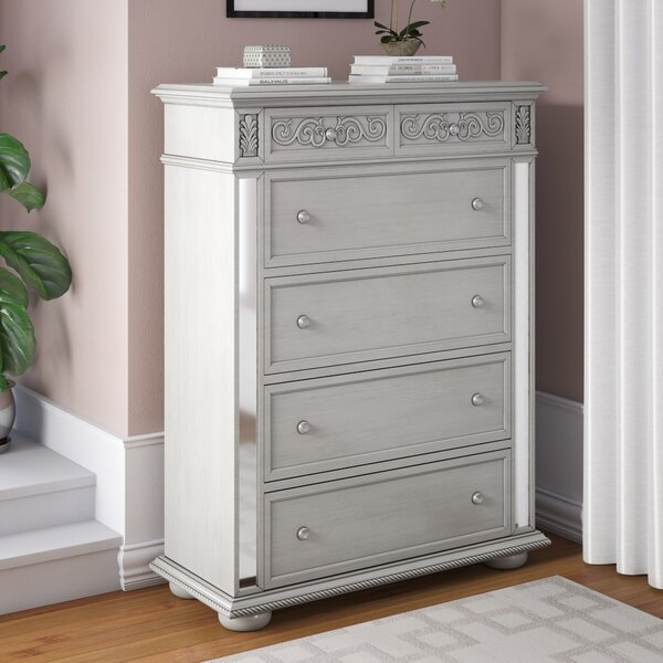 Wightman 5 Drawer Chest by Willa Arlo Interiors