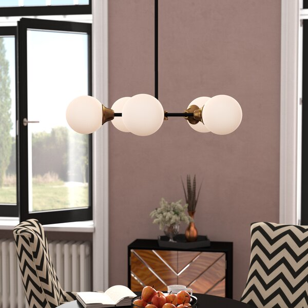 Bautista 5-Light Chandelier by Willa Arlo Interiors