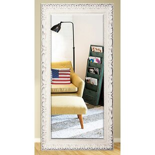 Best Deals Antique Wood Beveled Wall Mirror By Brayden Studio