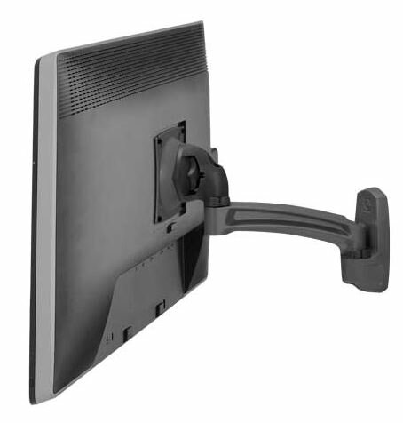 Kontour™ K2W Wall Mount Swing Arm, Single Monitor by Chief Manufacturing