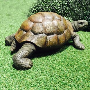 Toby The Turtle Statue