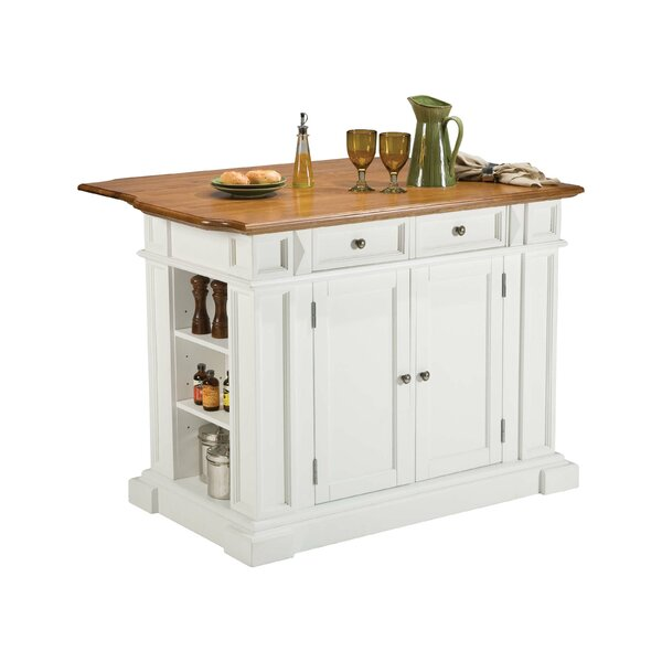 Seddon Kitchen Island by Darby Home Co