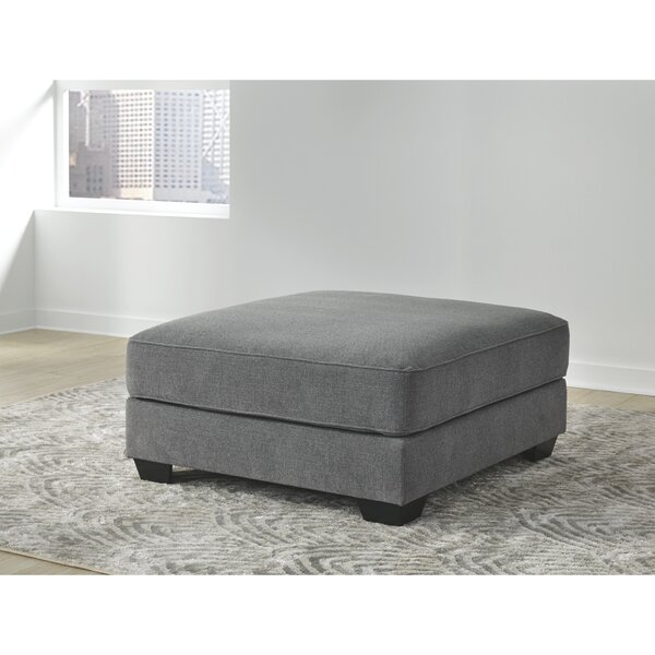 Laurier Ottoman by Brayden Studio