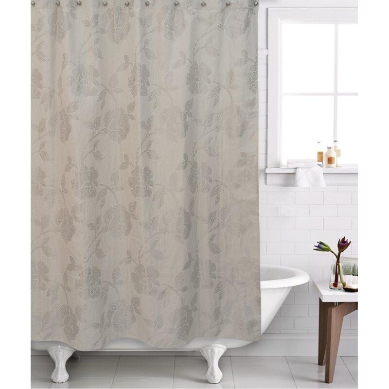 Massasoit Stone Shower Curtain