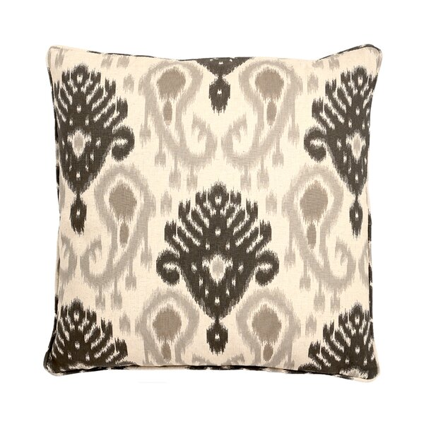 Blondene Image Print Square Throw Pillow by Latitude Run