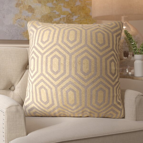 Mcfarland Linen Throw Pillow (Set of 2) by Willa Arlo Interiors