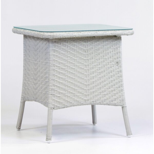 Isabell Side Table by Highland Dunes