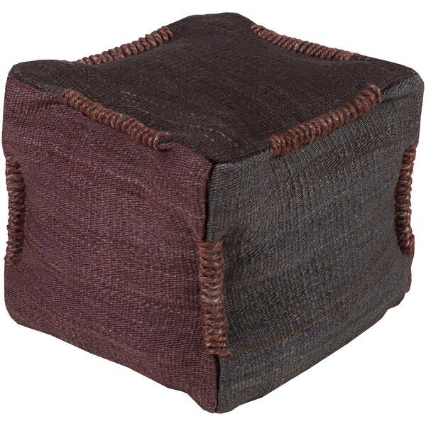 Krier Pouf by Bungalow Rose