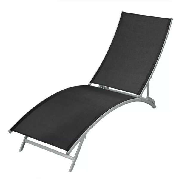 Avery Reclining Chaise Lounge by Latitude Run