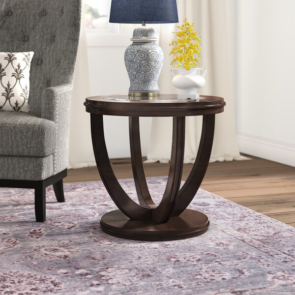 Williamsville End Table by Charlton Home