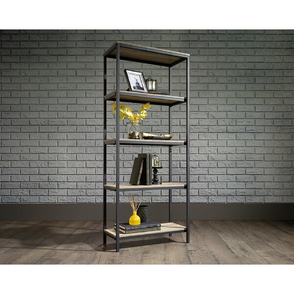 Mchale Standard Bookcase By 17 Stories