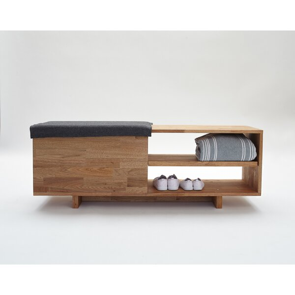 Hornsey Upholstered Storage Bench by Corrigan Studio Corrigan Studio