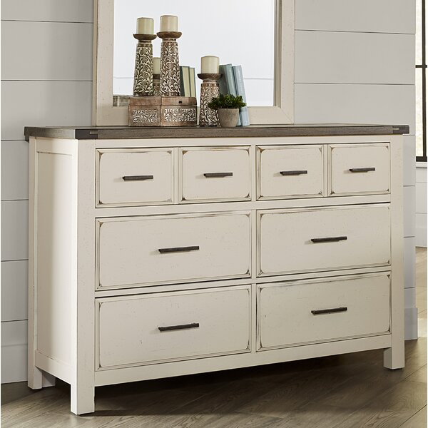 Walkerville 6 Drawer Dresser by Loon Peak Loon Peak