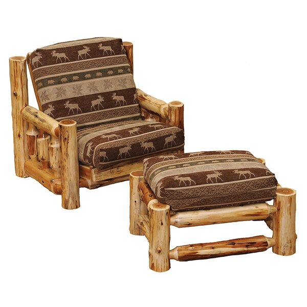 Cedar Box Cushion Futon Slipcover By Fireside Lodge