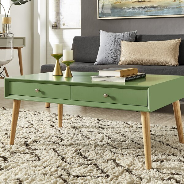 Blakeney Coffee Table by Mercury Row