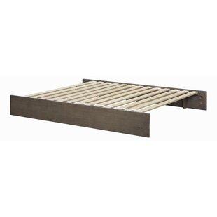 Find a Schramm Slat Roll Full Bed Rails ByHarriet Bee