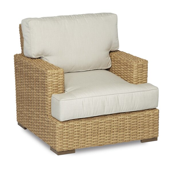 Leucadia Patio Chair with Cushion by Sunset West