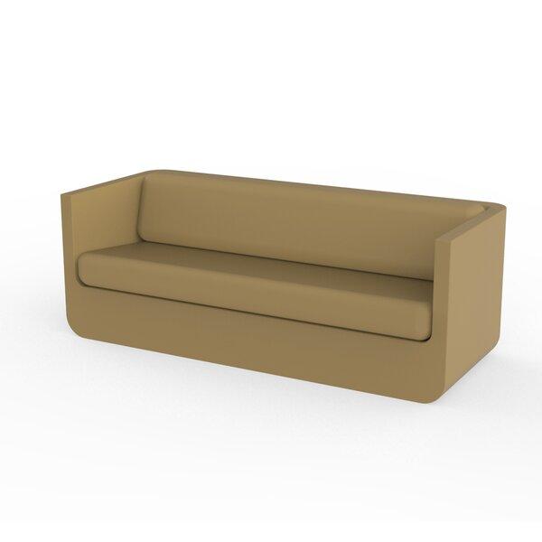 Ulm Patio Sofa with Cushions by Vondom