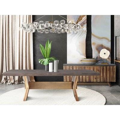Brayden Studio Concrete Dining Table Top Color Dining Tables