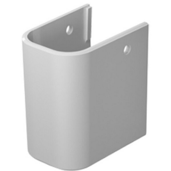 Happy D Siphon Cover for Handrinse Basin by Duravit