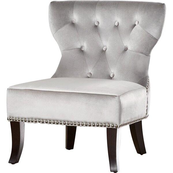 Burriss Slipper Chair By Charlton Home