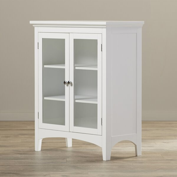 Freestanding Kitchen Furniture Cabinet: Beachcrest Home Sumter Double Freestanding Floor Accent