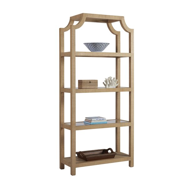 Newport Etagere Bookcase by Barclay Butera