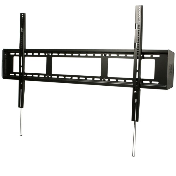 F6080 Fixed Wall Mount for 60- 90 Screens by Kanto