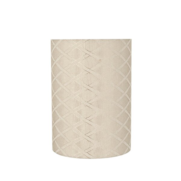 Transitional 8 Fabric Drum Lamp Shade by Darby Home Co