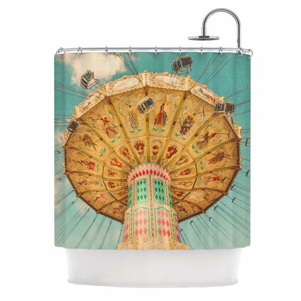 Jovial Shower Curtain by East Urban Home