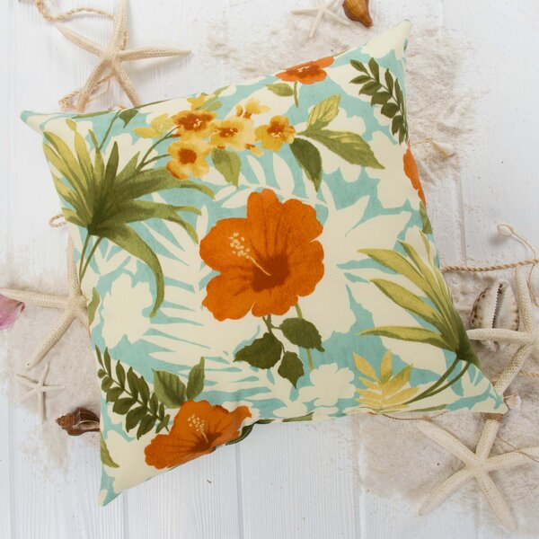 Havana Outdoor Throw Pillow by Grouchy Goose