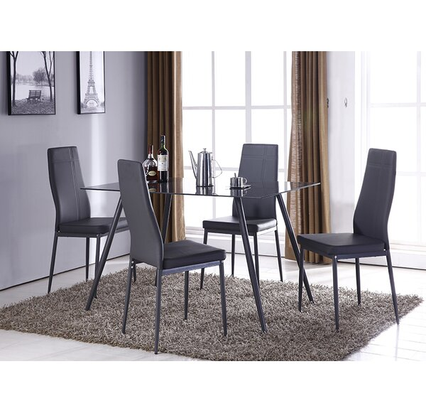 Haley Side Chair (Set of 4) by Zipcode Design