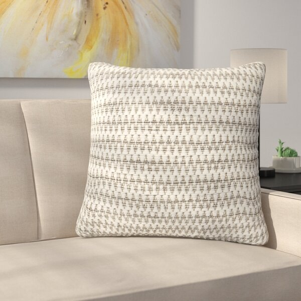Perrigo Lissette Throw Pillow by Union Rustic