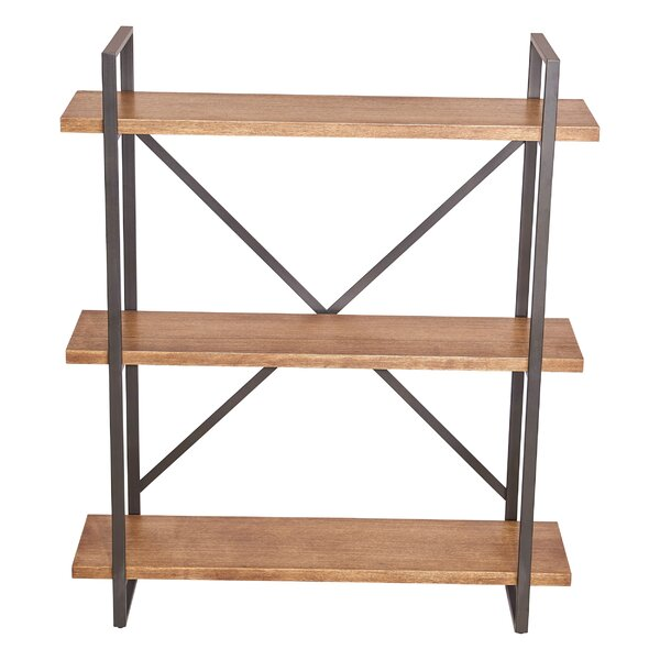 Mikesha Standard Bookcase by Gracie Oaks
