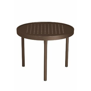 Inexpensive Boulevard Aluminum Coffee Table By Tropitone