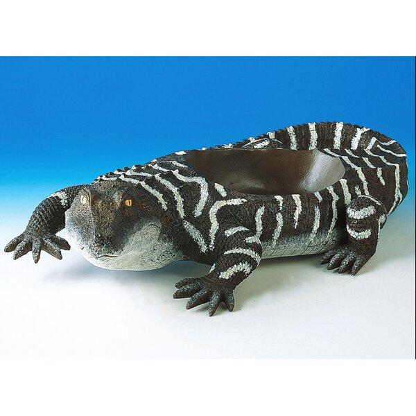 Fenton Alligator Figurine by Bay Isle Home
