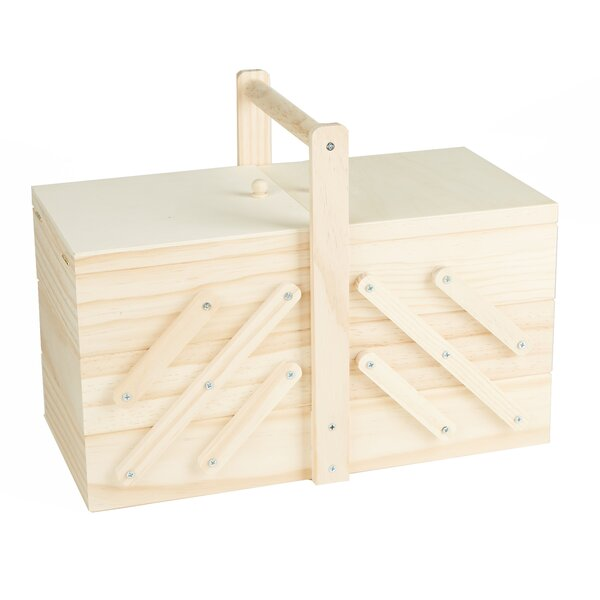 Wood Toolbox Wayfair