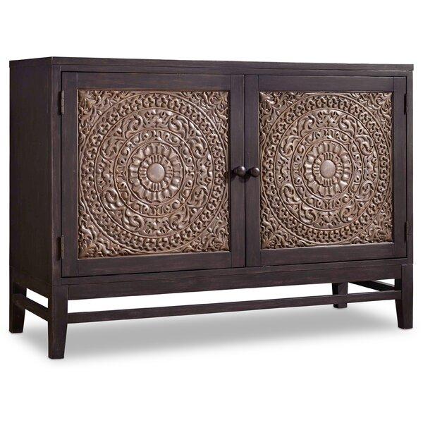 Melange Matisette 2 Door Accent Cabinet by Hooker Furniture