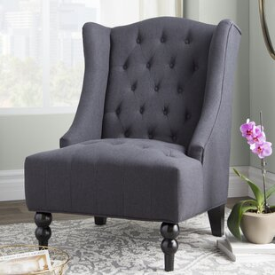 Clearance Contreras Wingback Chair By Willa Arlo Interiors
