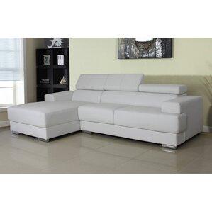 Rainbeau Reclining Sectional  sc 1 st  Wayfair : reclining sectional sofas with chaise - Sectionals, Sofas & Couches