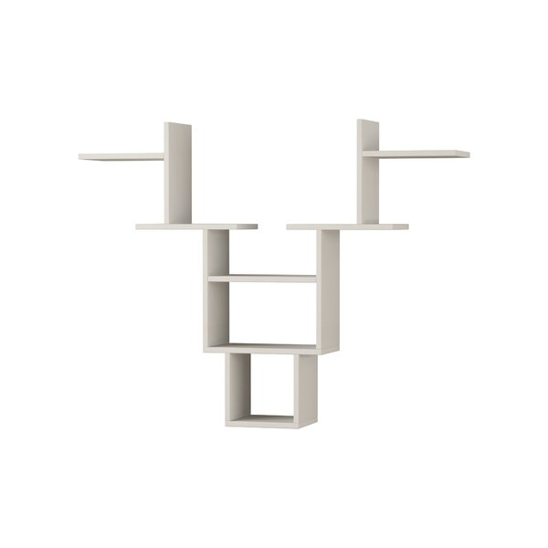 Annabella Modern Wall Shelf by Brayden Studio