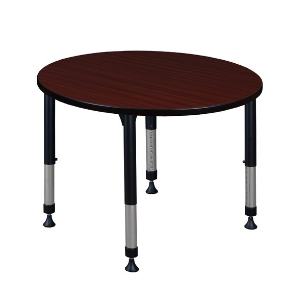 Leiser Height Adjustable 36 Circular Activity Table by Symple Stuff